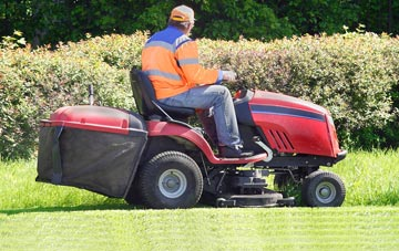 Staines lawn mowing costs