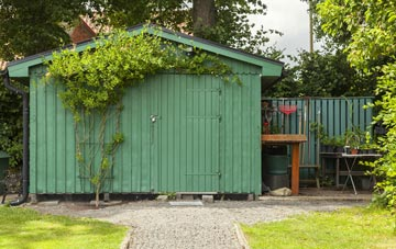 benefits of Staines garden storage sheds